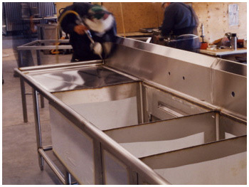 Close Tolerance Metal Fabrication - Metal Finishing