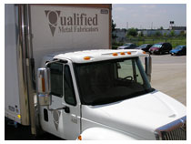 Custom Metal Fabricators | QMF Metal Fabrication Facilty